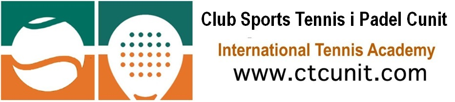 CLUB SPORTS TENNIS I PADEL CUNIT